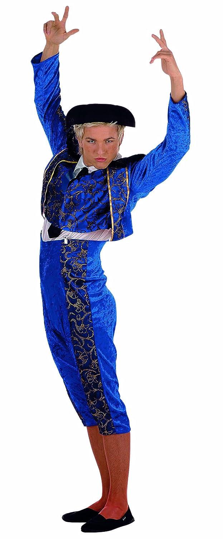 Limit Sport - Disfraz de torero para adultos, color azul ...