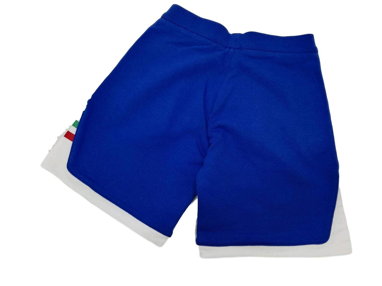 a9e7f319f Amazon.com: EA7 Shorts Emporio Armani 7 3ZBS54 EA Kids Boys Pants Trousers  Tracksuit Italy Brasil World Cup: Clothing