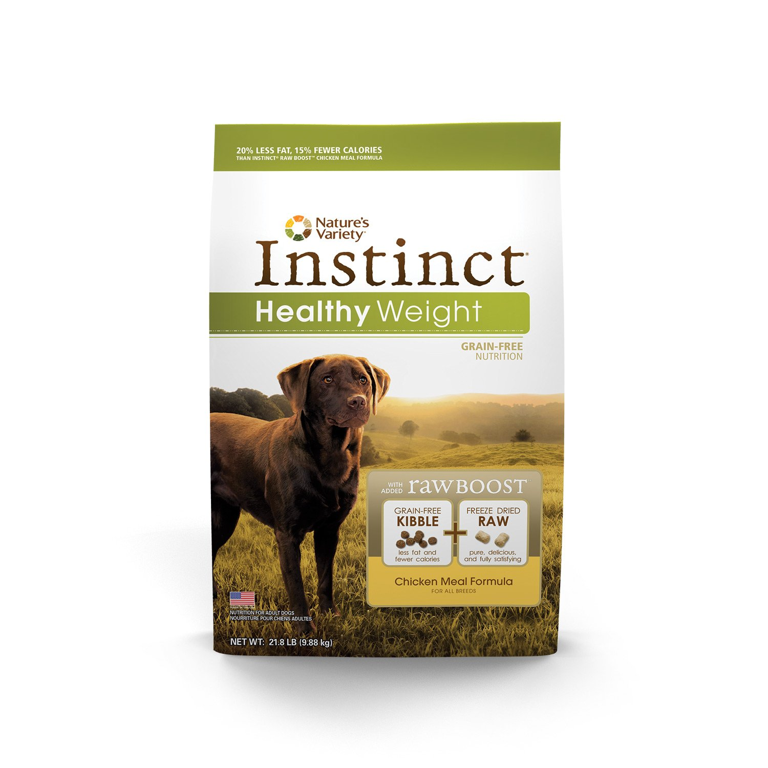 Nature's Variety Grain Free Dry Dog Food