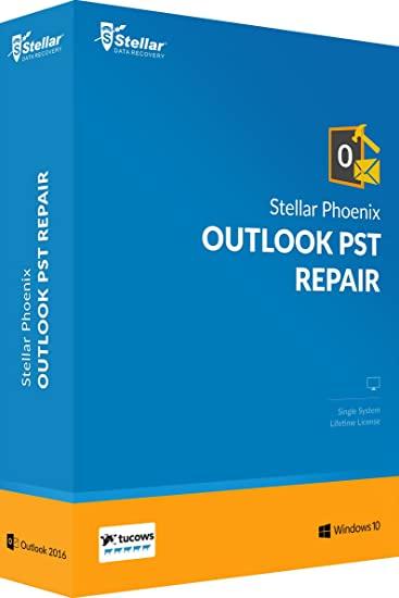 Stellar Phoenix Outlook PST Repair (CD): Amazon in: Software