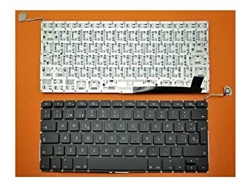 "TECLADO PARA PORTATIL Apple MacBook Pro 15"" A1286 (EMC 2353-1) EN"
