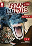 Urban Legends – Volume 3 – 2 DVD Set (5 Hours) - Amazon.com Exclusive