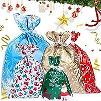 Bolsas de Regalo de Navidad BESTZY 18PCS bolsas
