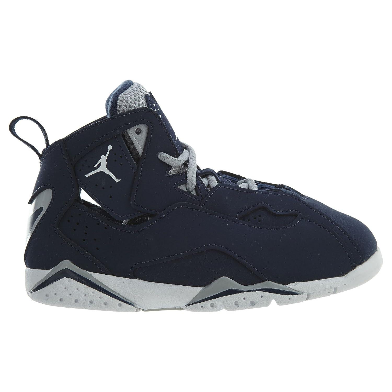 7a974cf3ef2ae Nike Jordan True Flight BT Boys Fashion-Sneakers 343797-404_8C - Midnight  Navy/White-Wolf Grey