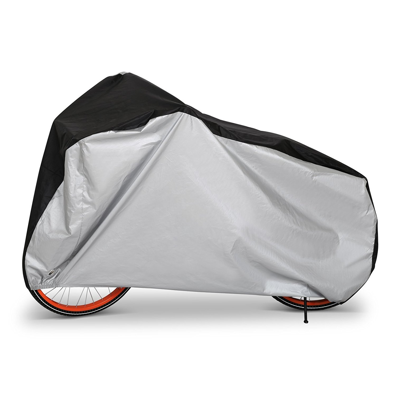 LIHAO Waterproof Bike Cover Outdoor Bicycle Cover Snow Rain Dust Sun Protector