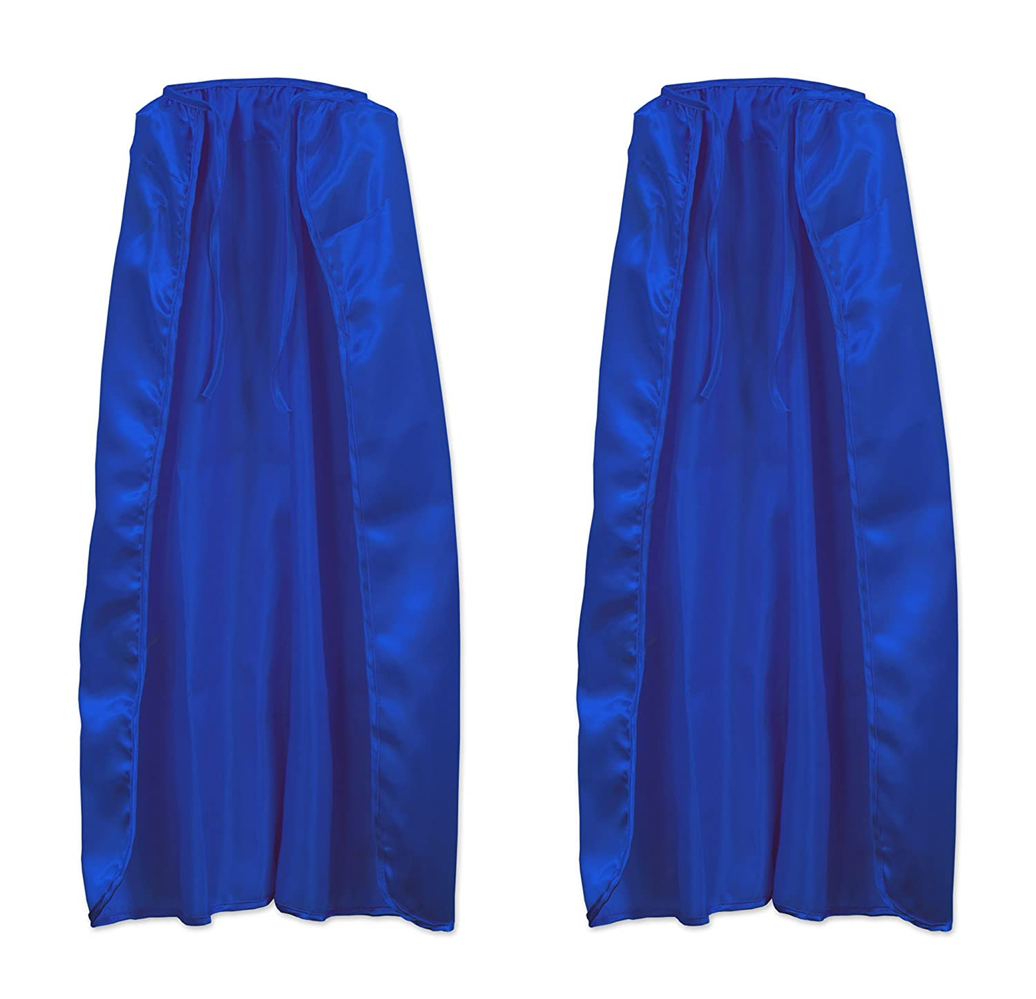Blue Beistle 60062-B 2 Piece Fabric Capes 30