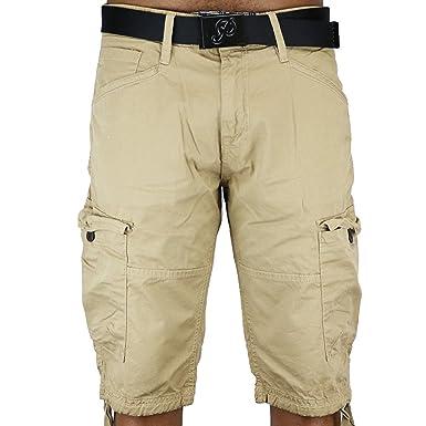 e5e3925c2f8 Jordan Craig Cargo Shorts Khaki   Amazon.com