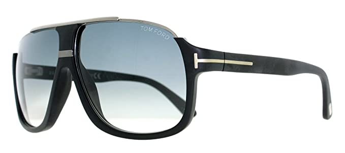 Amazon.com: Tom Ford Elliot FT0335 02W 60 - Gafas de sol ...