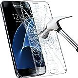 Galaxy S7 Edge Pellicola Protettiva, Infreecs Samsung Galaxy S7 Edge Vetro Temperato [2.5D Copertura Completa] [Antigraffi Senza Bolla] 9H Durezza Protezione Dello Schermo per Samsung Galaxy S7 Edge, Trasparente