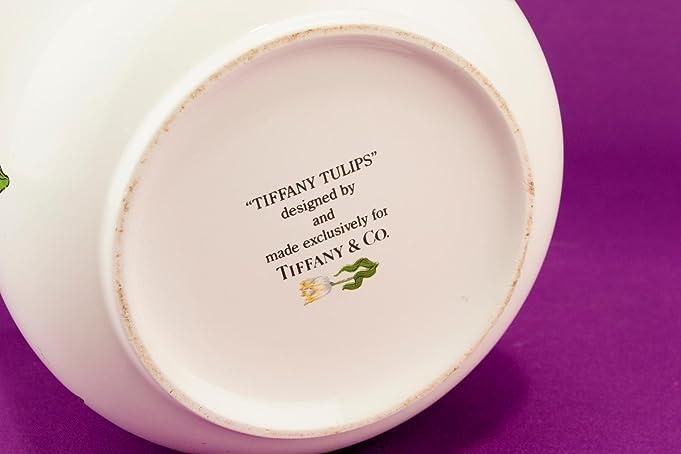 Amazon Tiffany Co Tiffany Tulips Flower Pot Planter Vase
