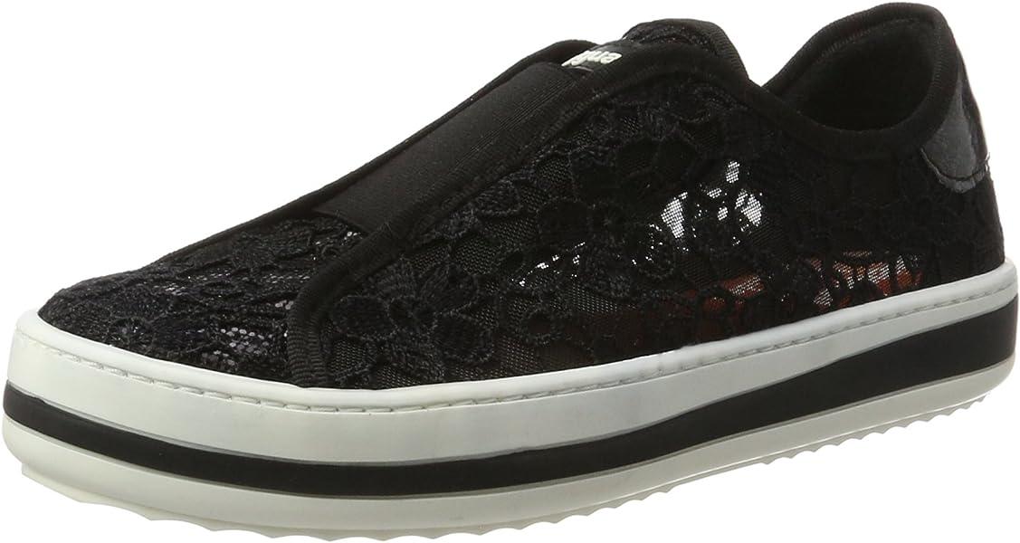 Desigual Funk Lace, Zapatillas para Mujer