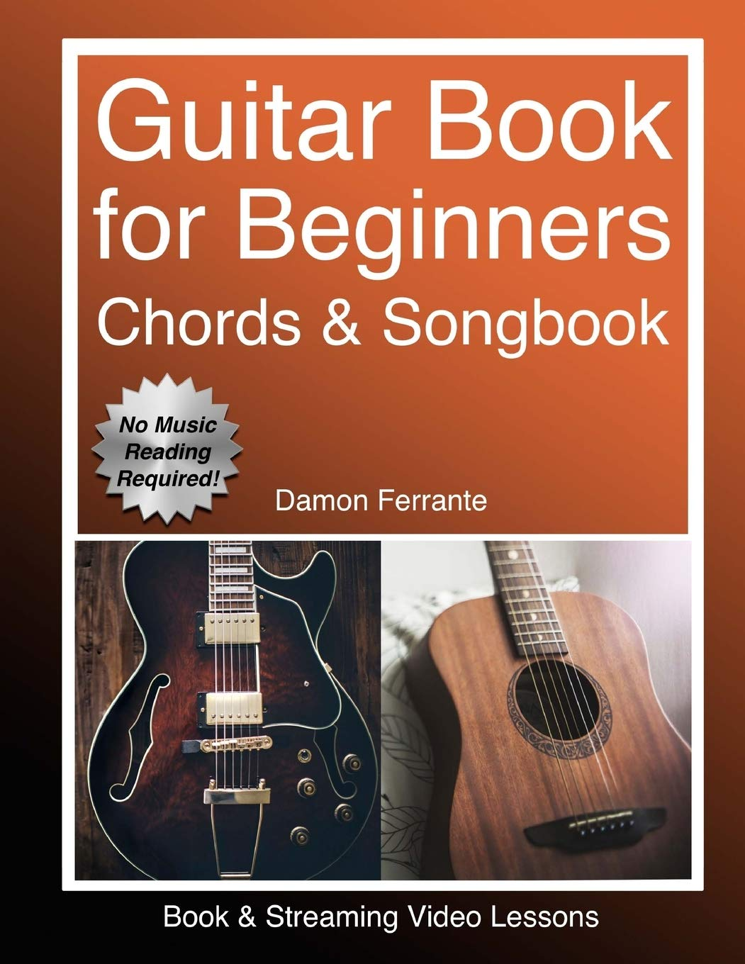 Guitar: Book for Beginners - Guitar Chords, Guitar Songbook & Easy ...