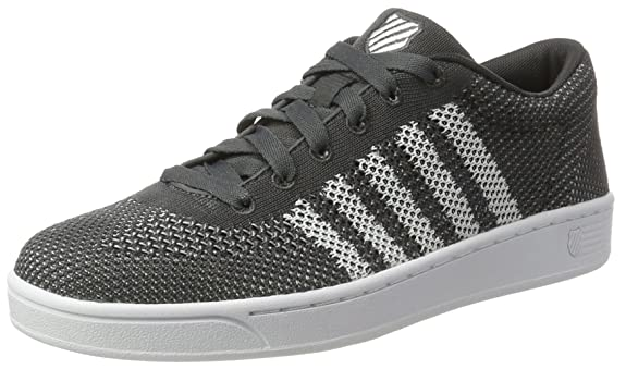 Unisex Adults Addison Pique Low-Top Sneakers K-Swiss fNTXKCDXN