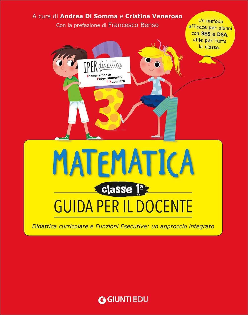 Guida Per Il Docente Matematica Classe Prima Amazonit A Di