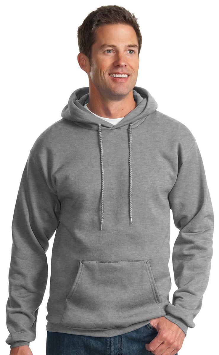 Port /& Company Mens Pullover Hooded Sweatshirt/_Yellow/_XX-Large