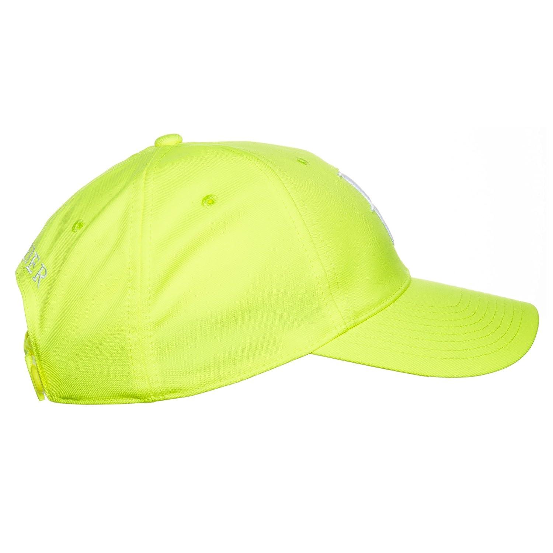 9d01907c98f79 Amazon.com  Nike RF Roger Federer Unisex Tennis Hat Cap Volt Yellow  Sports    Outdoors