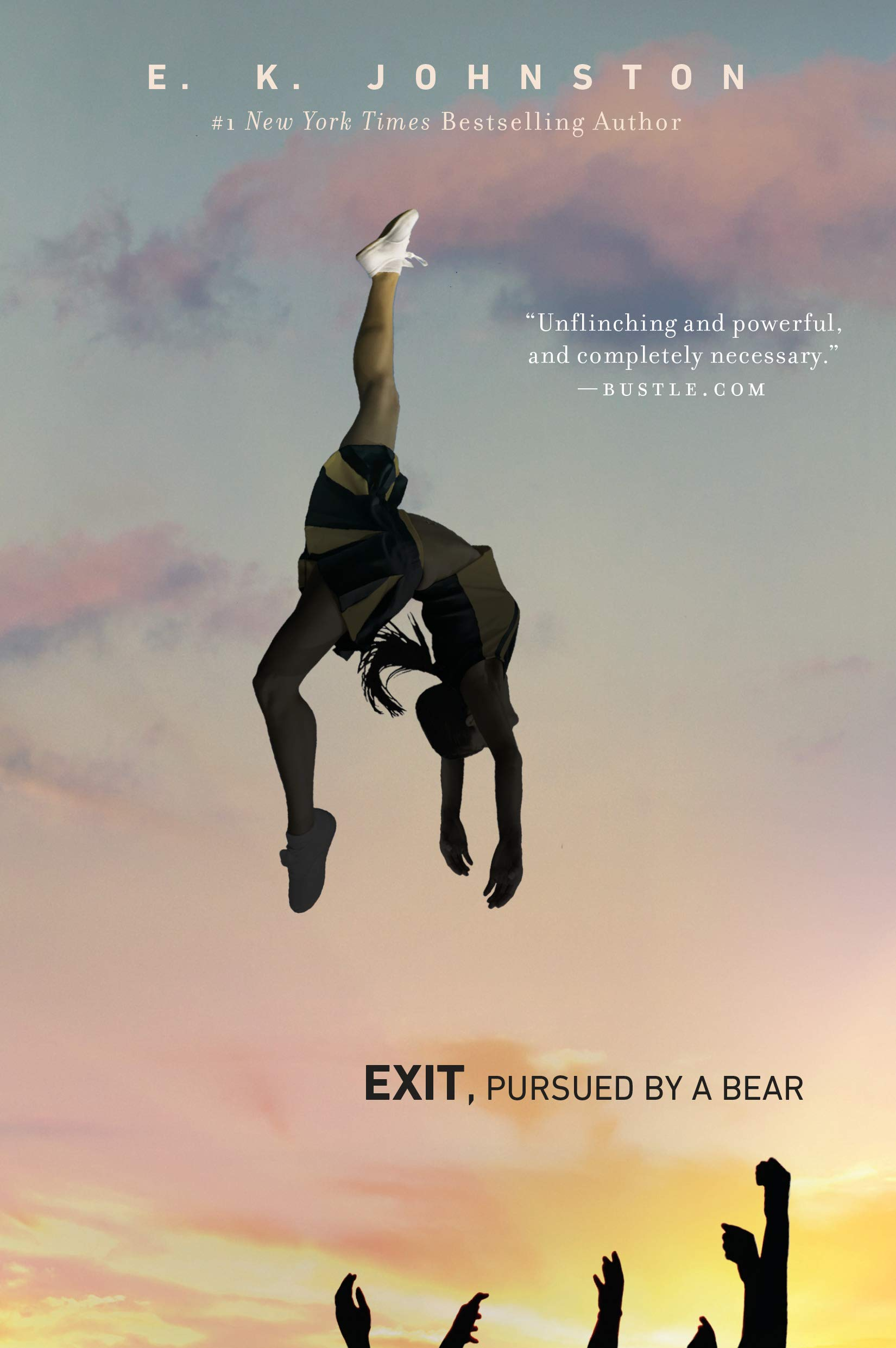 Image result for exit pursued by a bear ek johnston