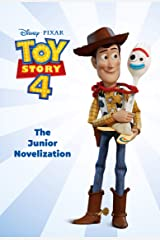 Toy Story 4 Junior Novel Kindle Edition