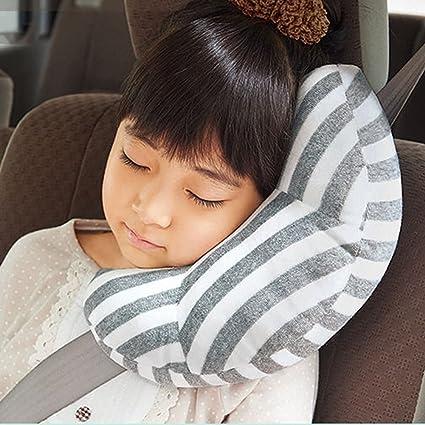 Funda para cinturón de seguridad de coche, suave para niños ...