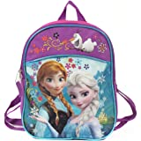 Disney Frozen Anna Elsa Girls Toddler PreSchool Backpack Book bag