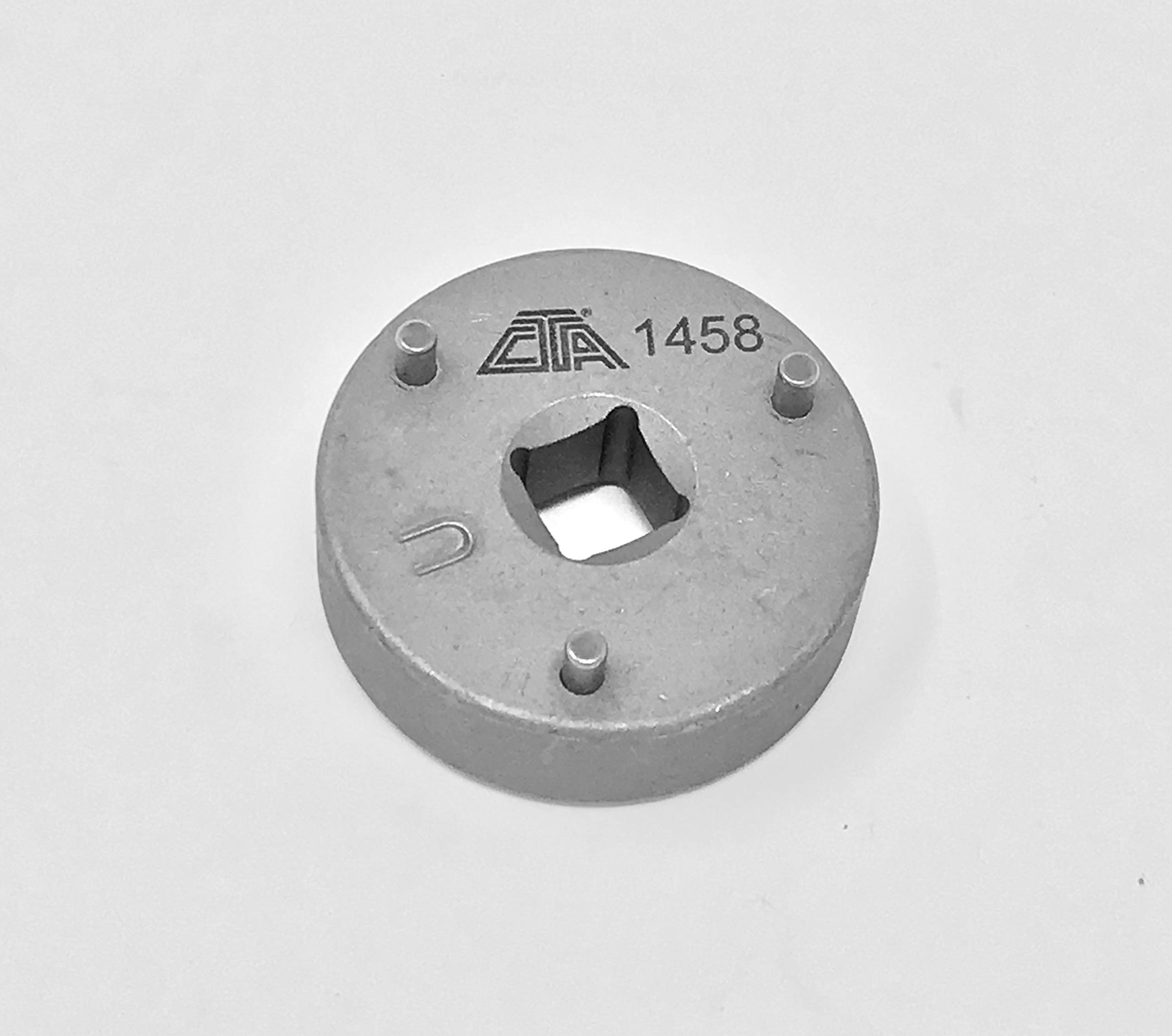 CTA Tools 1458 3 Pin Brake Piston Wind Back Adapter (EPB)