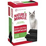 Nature's Miracle P-98232 Waste Receptacles Litter Box Waste Receptacles