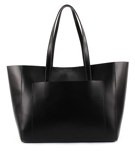 5b73cc7349133 COCCINELLE Kim Shopperbag Nero  Amazon.de  Schuhe   Handtaschen