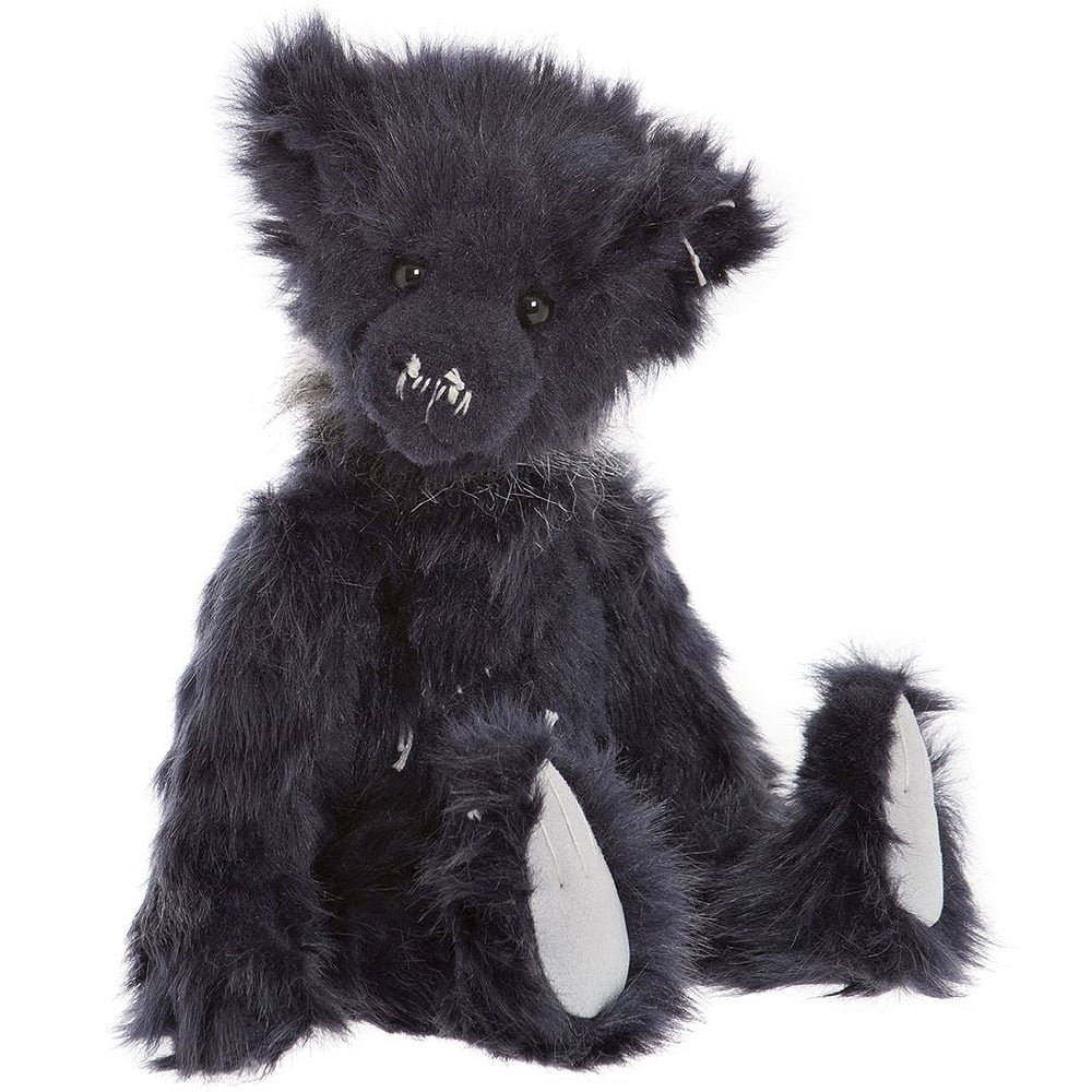 Wide Selection; Manufactured Hinckley ~ Stunning Plush Bear By Charlie Bears ~ So Cute!