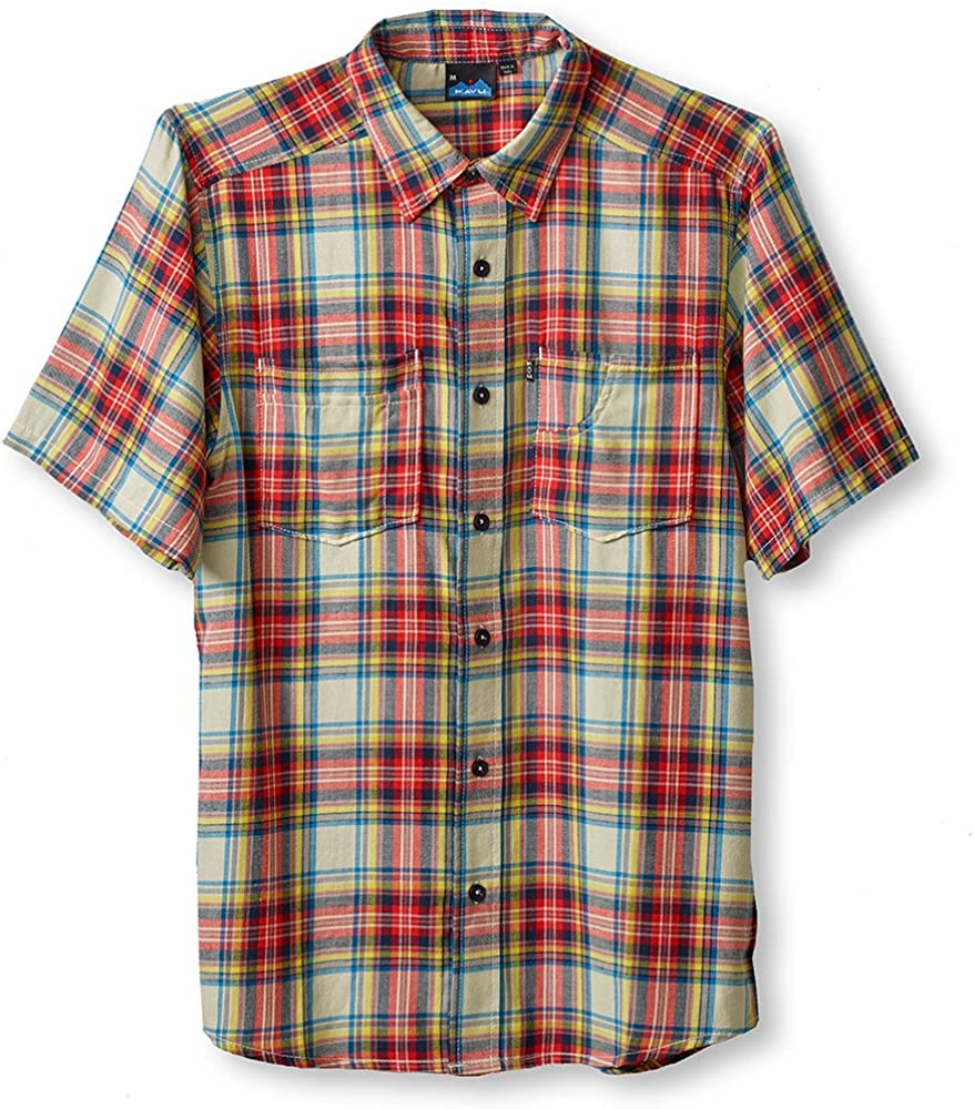 KAVU Mens Scotty Bob Shirt
