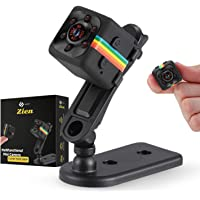 Mini Security Camera- Tiny Motion Sensor Camera- Night Vision- Nanny Cam Hidden Camera- Indoor & Outdoor Camera- Smart…