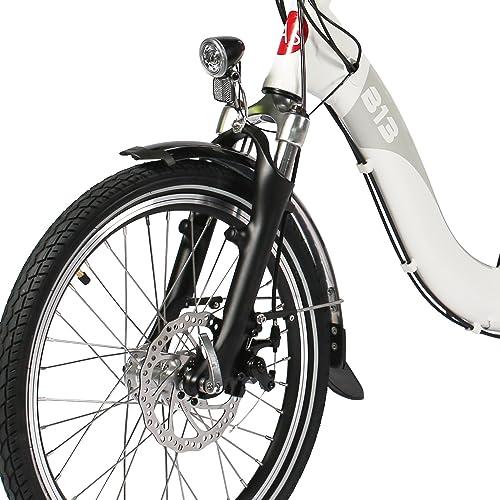21dfb4e8f2d3e2 Der mit Abstand wichtigste Faktor bei einem E-Bike Test ist die Sicherheit.  Dabei wird besonderes Augenmerk auf die Bremsen