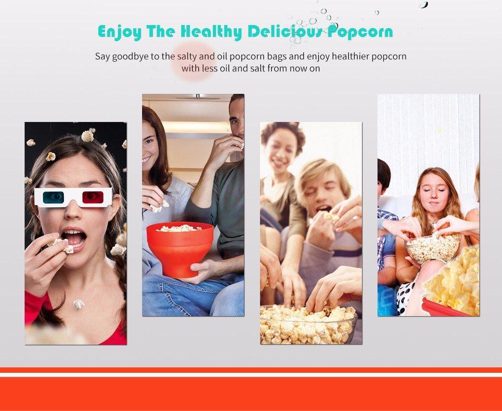 Image result for HOTPOP Microwave Popcorn Popper