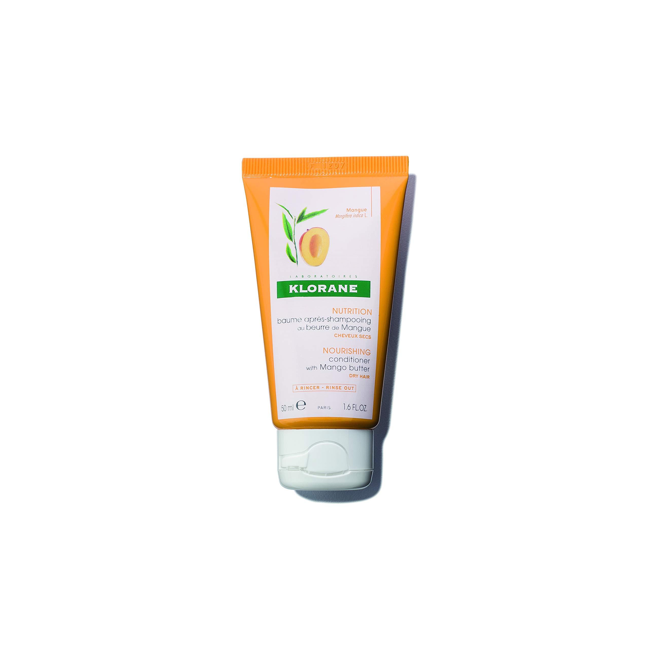 Amazon.com: Klorane Nourishing Shampoo with Mango Butter