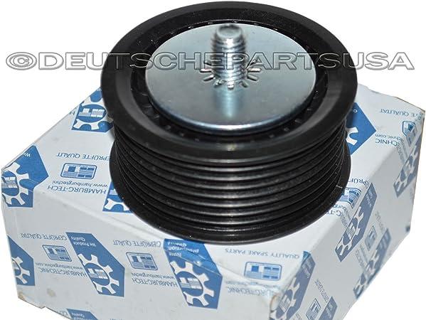 Drive Belt Idler Pulley for BMW 525i 530i X3 Premium 11287516847 New