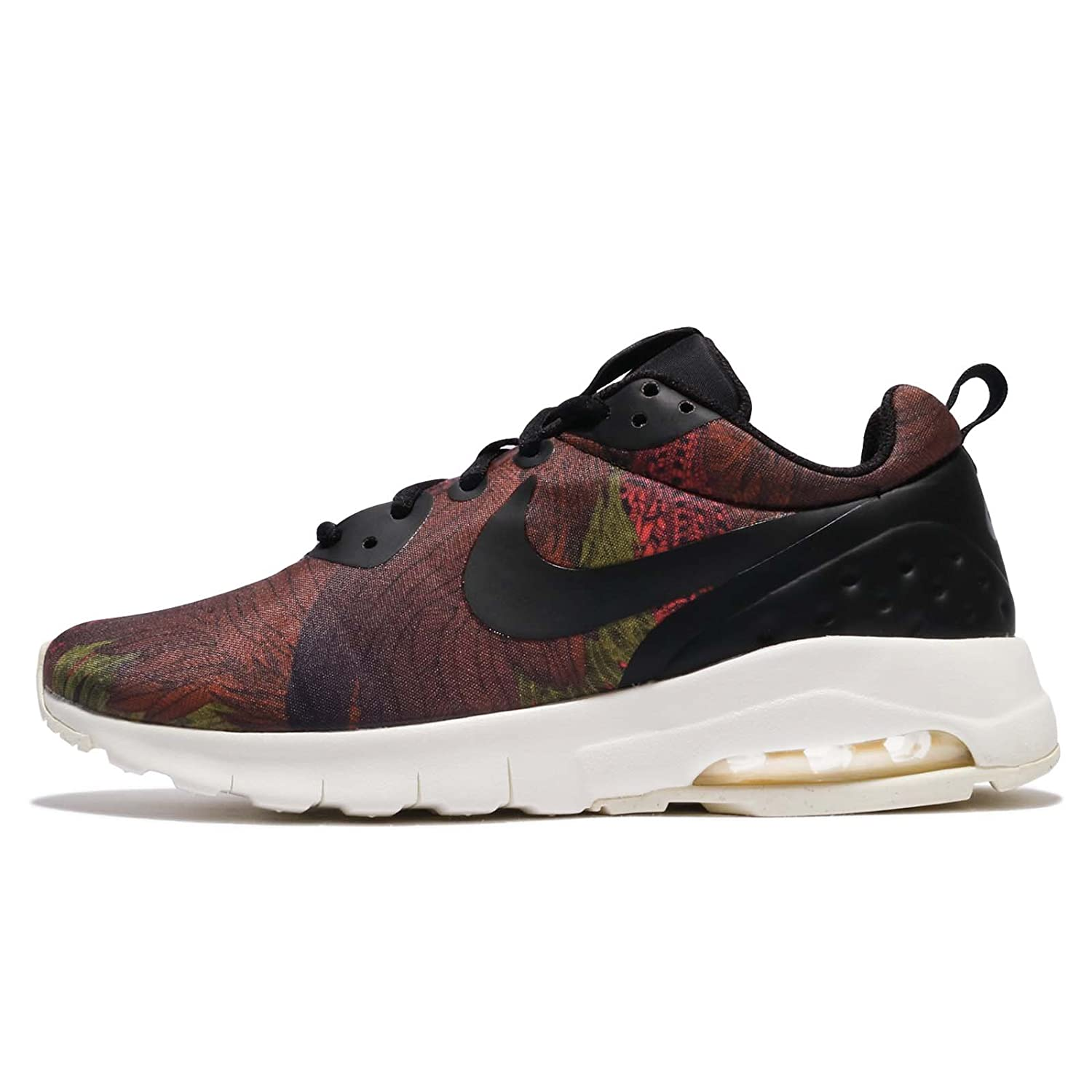 huge selection of dc085 f0769 Nike Air Max Motion LW Print BlackBlack-Max Orange (WS) (10 B(M) US) Buy  Online at Low Prices in India - Amazon.in