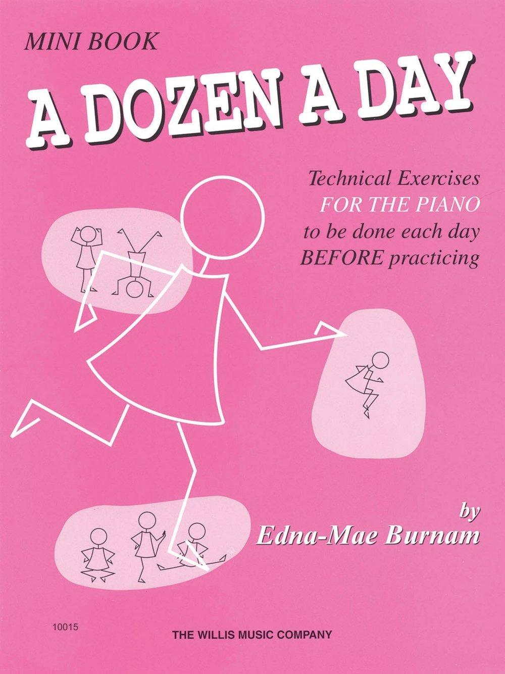 a dozen a day mini book a dozen a day series