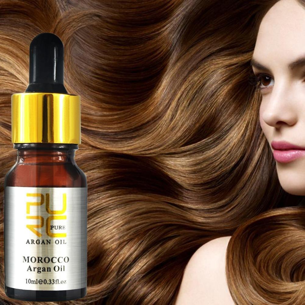 ... esencia aceite Cuidado Del Cabello aceite esencial de profundidad Reparación pelo Crema Hidratante de la piel cuidado Limpieza y cobertizos 10 ml: ...