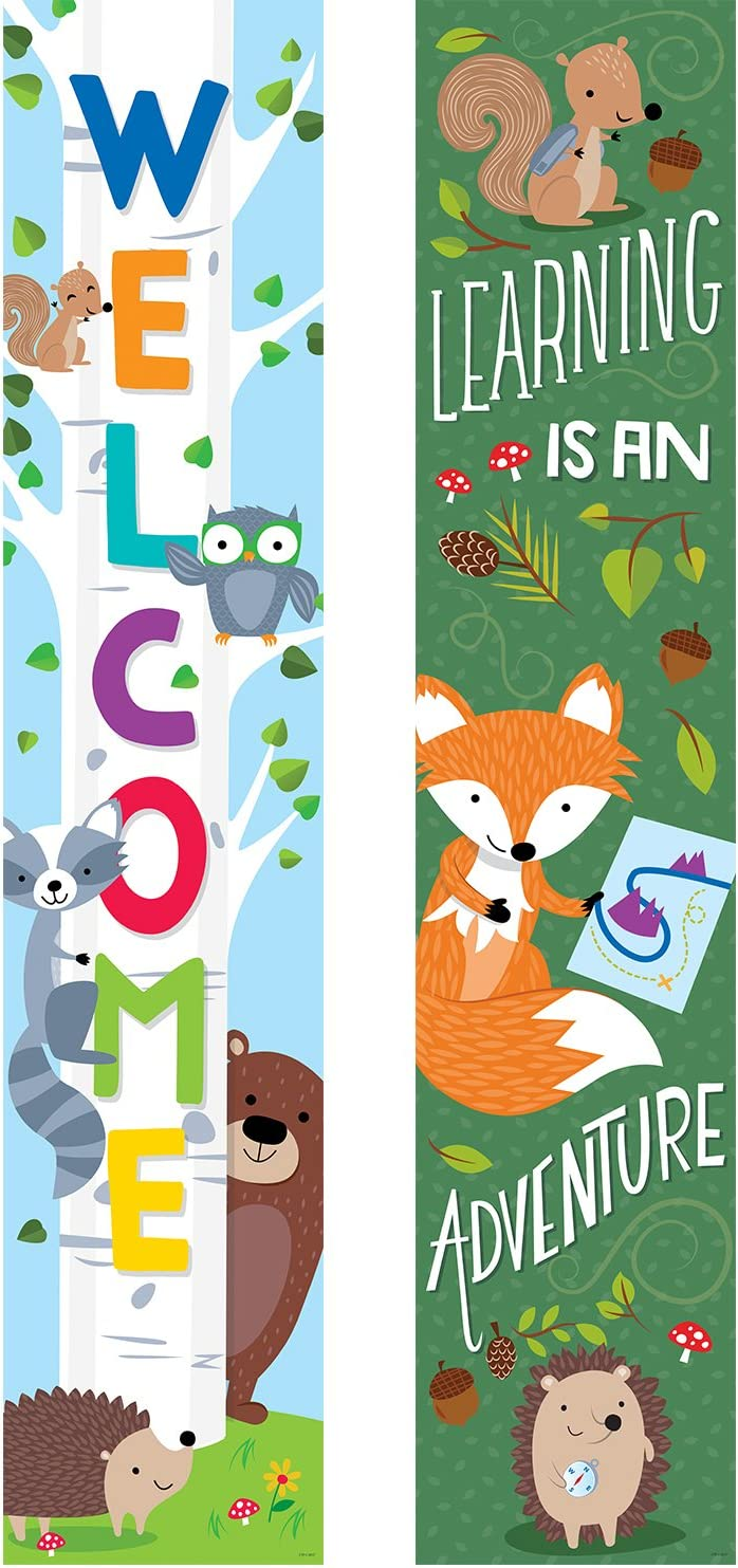 Creative Teaching Press Classroom Banner 2-Sided (Display in Classroom, School Hallway, Church, Daycare, Learning Spaces and More)