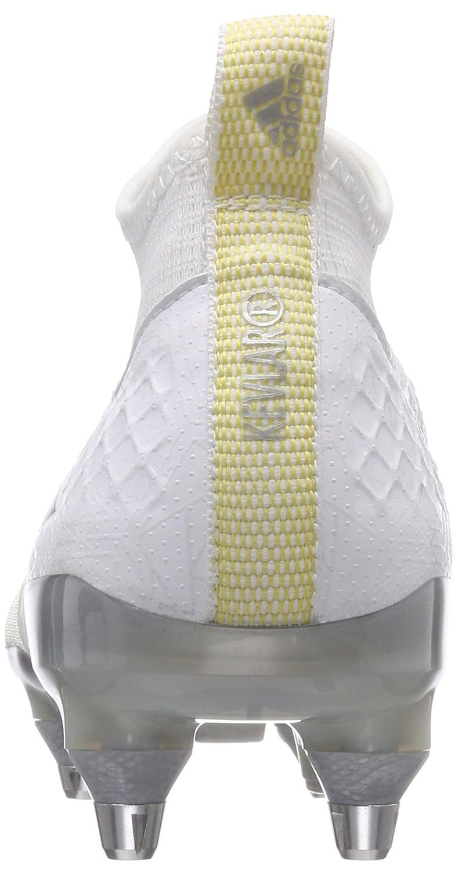 purchase cheap b8966 68cd7 Adidas Kakari X Kevlar (SG), Zapatillas de fútbol Americano para Hombre  Blanco ...