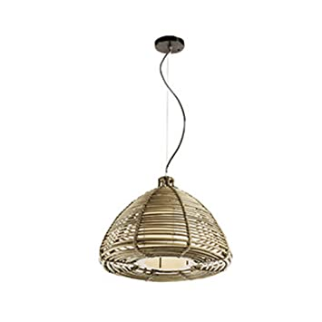 Kave Home Lámpara de techo Awak: Amazon.es: Hogar
