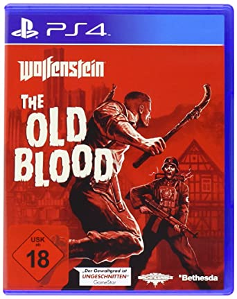 Image result for wolfenstein the old blood ps4