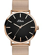 S.Oliver Damen Armbanduhr SO-3325-MQ