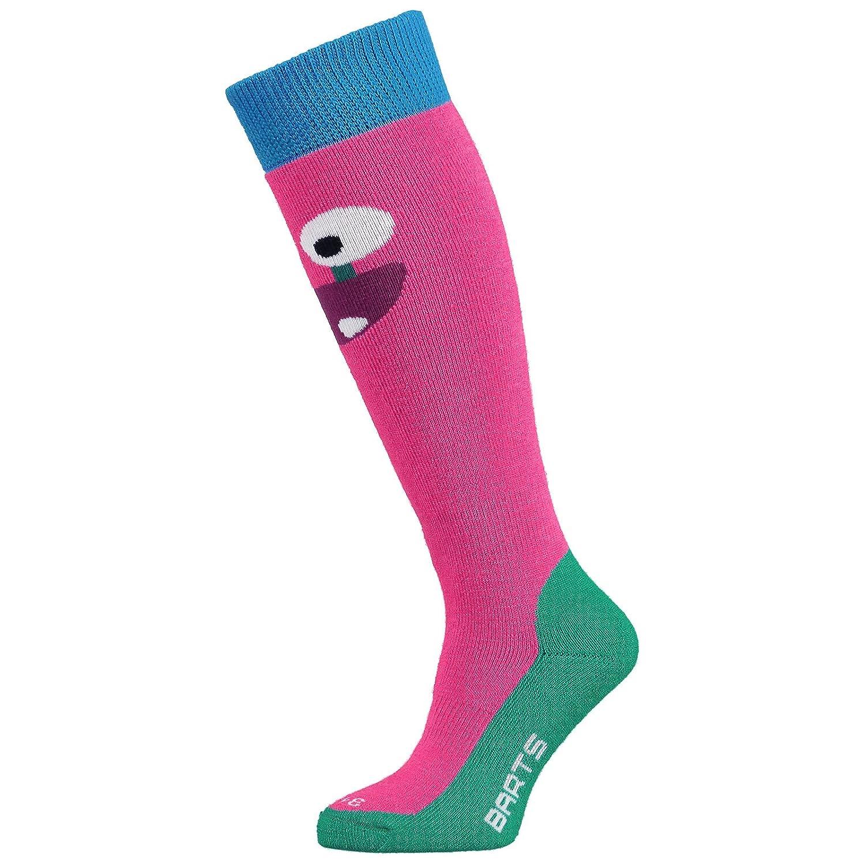 Barts Basic Ski & Board Socks - Childrens - Crazy Fuchsia - 9-12 UK [27-30 EUR]