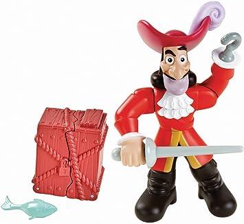 Jake y los Piratas - Set de Juego Piratas Luchadores con Hook ...