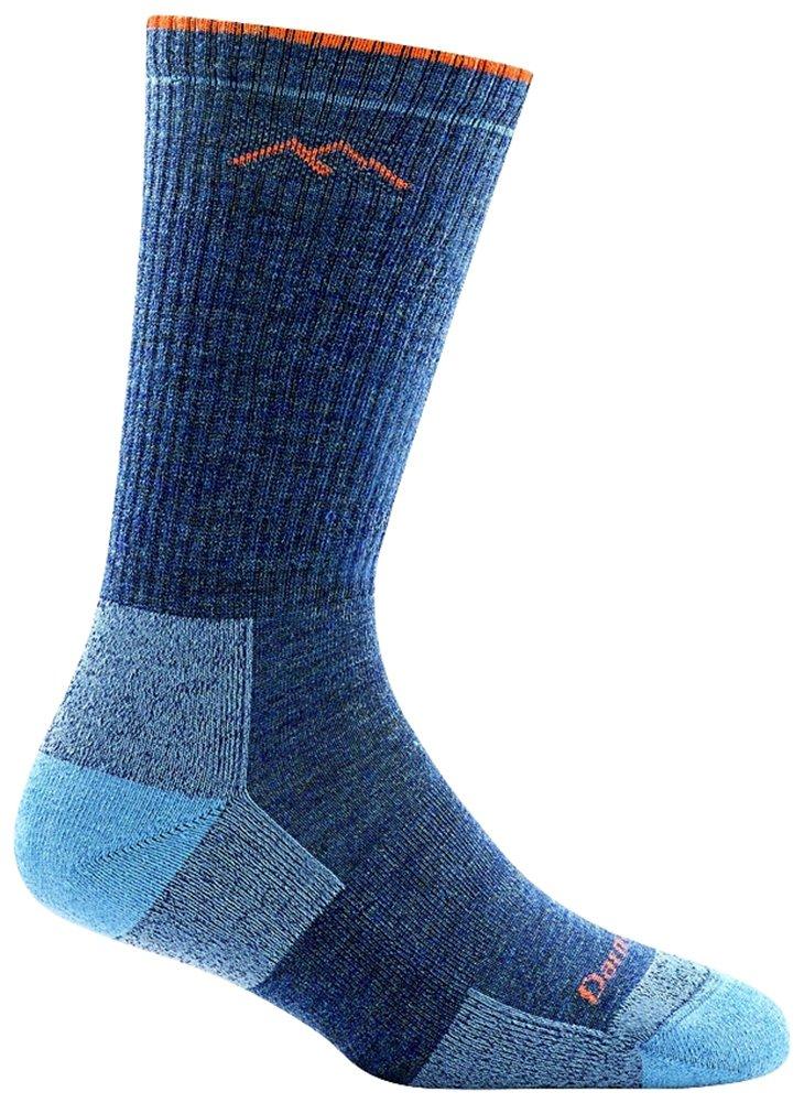 Darn Tough Boot Cushion Sock - Women's Denim Medium by Darn Tough