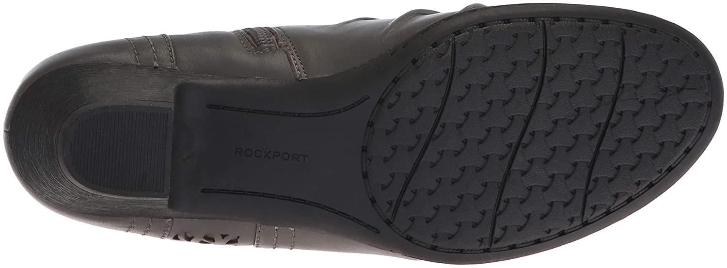Rockport Womens Brynn Panel Boot Ankle