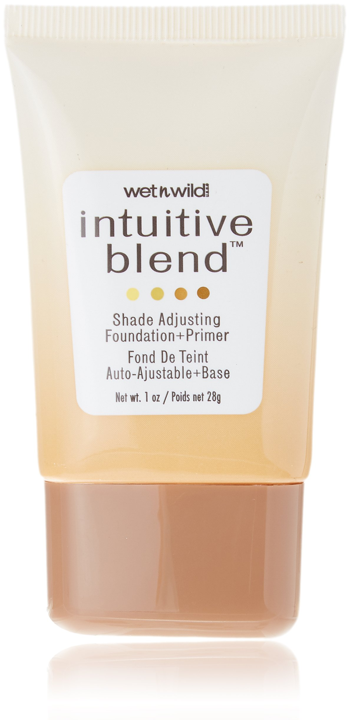 Wet n Wild Intuitive Blend Foundation + Primer, Shade Adjusting, Medium 177, 1