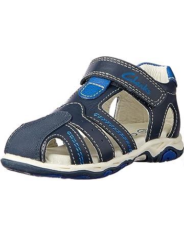 007c1bc4cf4 Clarks Boys' Ollie Fashion Sandals, Navy/Blue