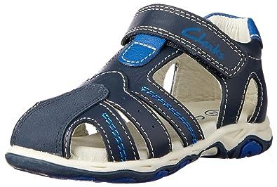 3b44ddf943ec Clarks Boys  Ollie Fashion Sandals