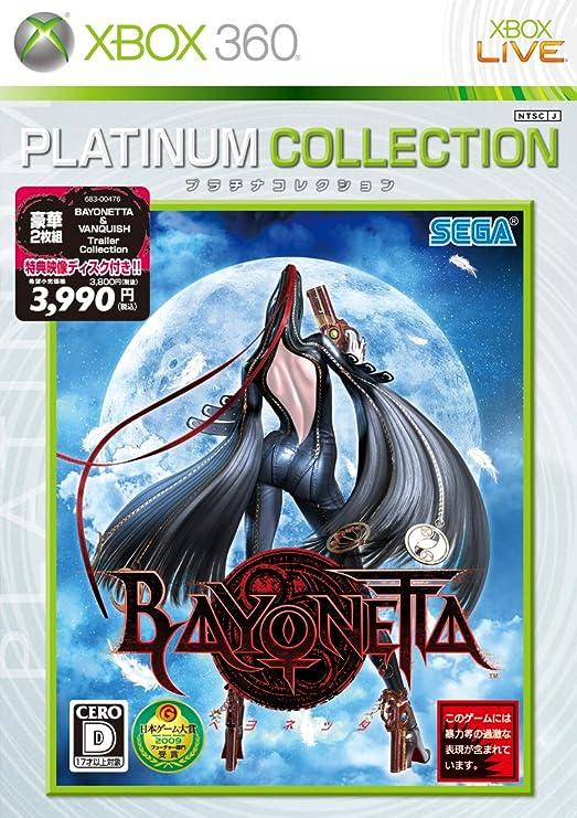 BAYONETTA(xbox360)